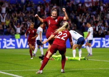 Argentina peleó hasta el final pero cayó 1-0 frente a Inglaterra en el Mundial Femenino