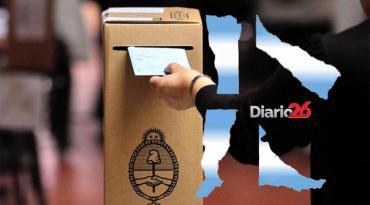 Con participación del 11% del padrón, cuatro provincias van a las urnas