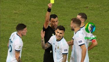 """Paredes, tras derrota de Argentina: """"Nos hicieron el gol en nuestro mejor momento"""""""
