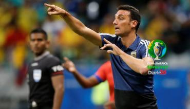 """Scaloni, tras caída ante Colombia: """"Acá perdimos todos y lo levantamos entre todos"""