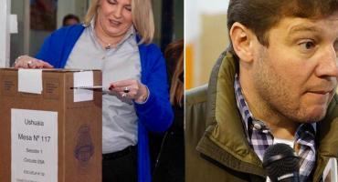 Elecciones en Tierra del Fuego: Bertone se impone ante Rodríguez