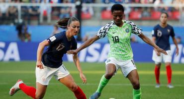 Mundial Femenino: Francia venció a Nigeria y clasificó a octavos como líder del Grupo A