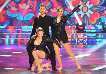Sofía Pachano, Dan Breitman y un duro cruce en Súper Bailando: ¿dejan de bailar juntos?