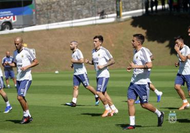 Selección Argentina: Scaloni borra a Agüero y Di María ante Paraguay por Copa América