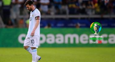 Messi, tras empate ante Paraguay: