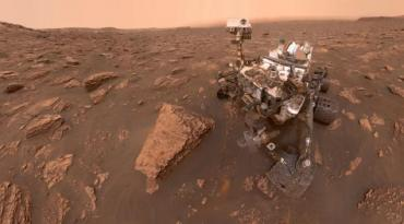 La Nasa detecta más metano en Marte y aún no sabe de dónde proviene