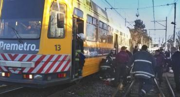 Tragedia en el Premetro: dos nenes fueron atropellados, uno de ellos está grave