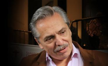 Alberto Fernández en entrevista: