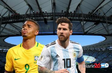 Semifinal de Copa América 2019: el historial entre Argentina y su clásico rival, Brasil