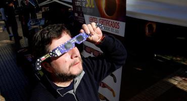Los 4 efectos producidos por el eclipse total de sol sobre la Tierra