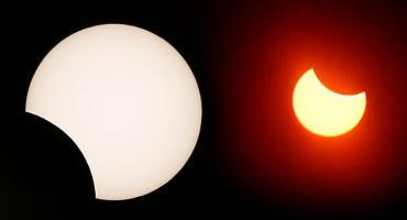 Eclipse solar 2019: el paso a paso del fenómeno en las mejores fotos