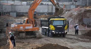 INDEC: La construcción se contrajo un 8,5% en septiembre