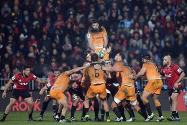 Jaguares no pudo con la jerarquía de Crusaders en la final del Súper Rugby