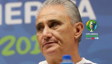 La advertencia de Tite a Messi sobre