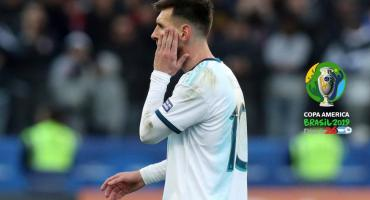 Siguen las polémicas tras Copa América: Messi fuera del equipo ideal