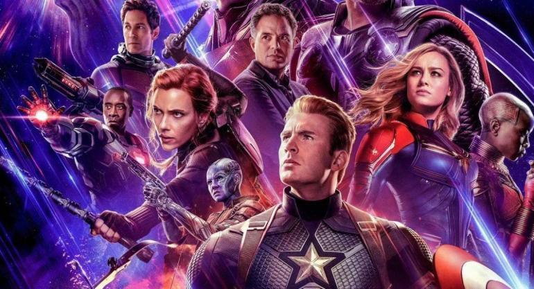 ESTRENOS DE CINE: Avengers, endgame