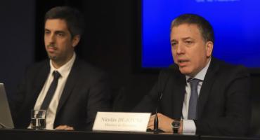 Dujovne anunció que el superávit primario alcanzó los 30 mil millones de pesos