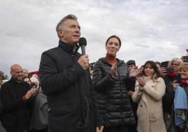 Macri y Vidal, inauguran la campaña bonaerense de Juntos por el Cambio en La Plata