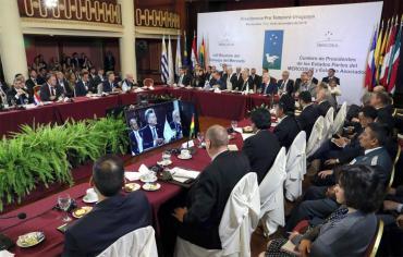 Cumbre del Mercosur evaluará acelerar el acuerdo con la Unión Europea