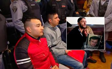 Caso Brian Aguinaco: condenaron a prisión perpetua a Luis Gómez, autor del crimen
