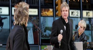 Duran Duran dio un show único y sorprendente en la NASA