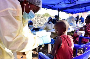 La OMS declara al ébola como una
