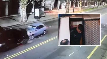 Ciclista atropellado: así llegó a declarar el conductor que manejaba borracho