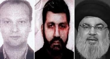 Los otros miembros buscados de Hezbollah y declarados como terroristas