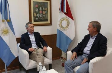Macri visita Córdoba: recorrerá obras y se reunirá con el gobernador Schiaretti