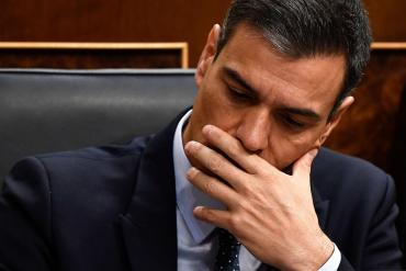 Pedro Sánchez no reunió consenso y España se encamina a nuevas elecciones