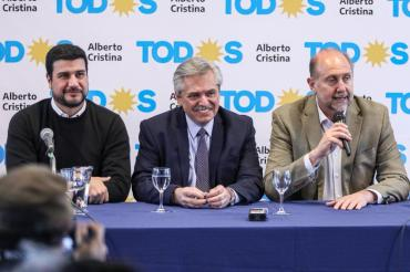 Alberto Fernández anunció que volverán las paritarias y reiteró que