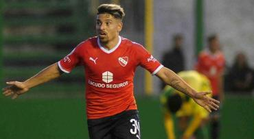 Independiente le ganó a Defensa y Justicia en Florencio Varela por Superliga