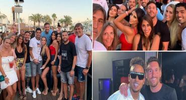 Lionel Messi desmintió rumores sobre supuesta agresión en un boliche de Ibiza