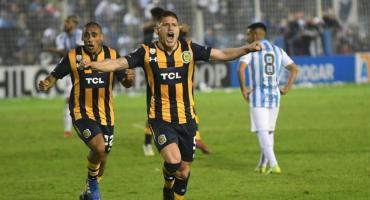 Rosario Central, con dos golazos, venció a Atlético Tucumán