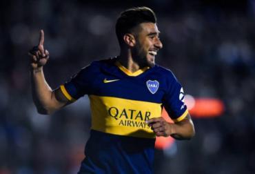 En una gran noche de Tevez y Fabra, Boca venció a Patronato en Paraná