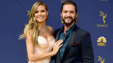 Heidi Klum se casó y le lleva 17 años a su esposo Tom Kaulitz