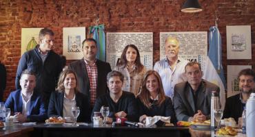 """Kicillof en La Plata: """"Este gobierno nunca se hace responsable de nada"""""""