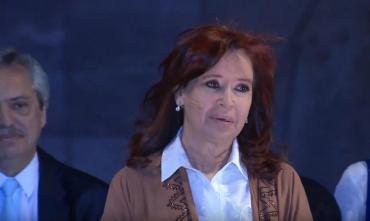 Cristina Fernández de Kirchner en Rosario: