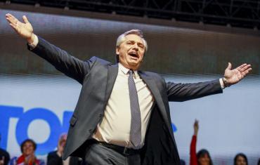 Alberto Fernández en Córdoba: