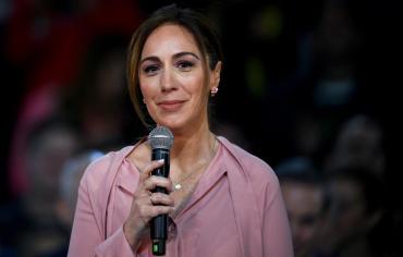 María Eugenia Vidal en Vicente López: