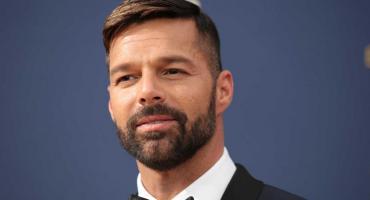 Ricky Martin presentó en Instagram a Lucía,