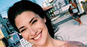 Ivana Nadal se rió de su sensual foto en Instagram entre
