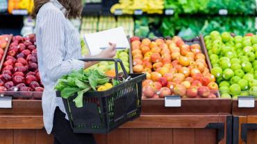 Inflación y golpe al bolsillo: frutas y verduras, los alimentos que más aumentaron en diciembre