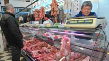 Los precios de la carne vacuna subieron 53% en el último año