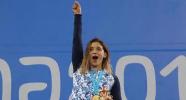 Delfina Pignatiello será la abanderada argentina en el cierre de los Panamericanos