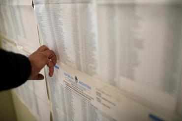 PASO 2019: ya votó el 30% del padrón y los principales candidatos
