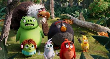 ESTRENOS DE CINE: Angry Birds 2