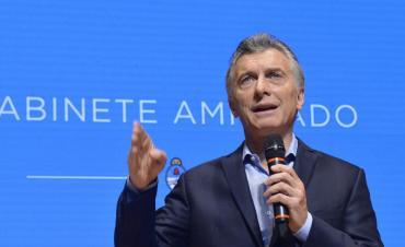"""Macri ratificó marcha del """"Sí se puede"""": """"Llegaremos a las elecciones decididos a ganar"""""""