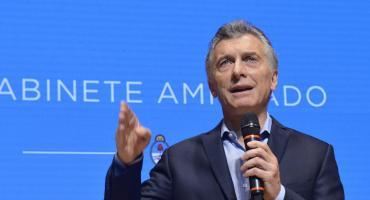 Macri, sobre la llegada deLacunza: