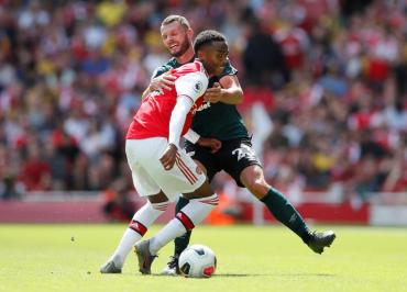 Arsenal obtuvo una victoria decisiva frente al Burnley por Premier League